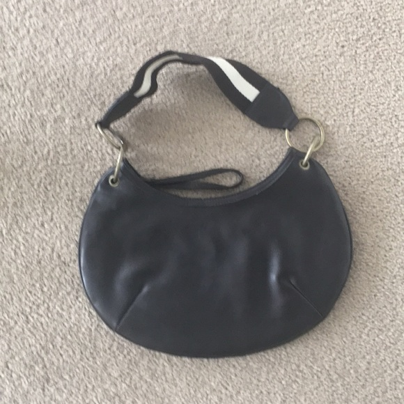 The Limited Handbags - The Limited;dark brown; hobo style bag